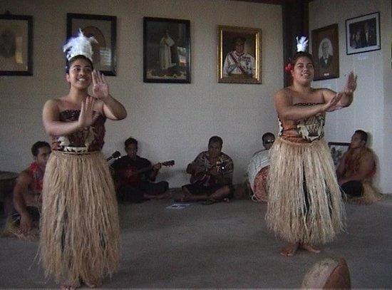 Tonga National Cultural Centre: Cultural performance