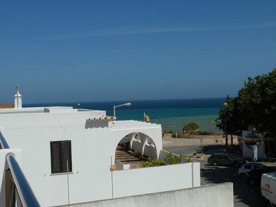 Carvi Beach Hotel Algarve: Vue balcon