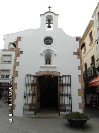 Chapel of Mare de Deu del Socors: Outside