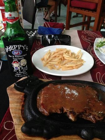 Sheppy`s Bar and Restaurant: Great value for money!!