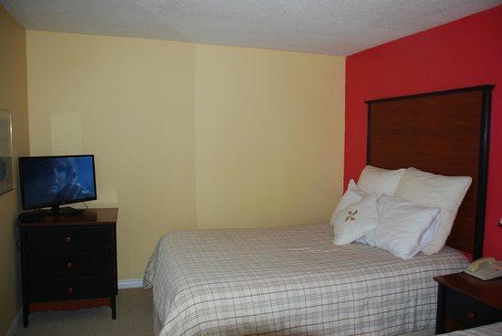 Three Diamond Inn: Rooms with flat screen TV