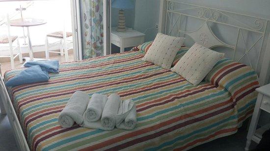 Alesahne Beach Hotel: La chambre