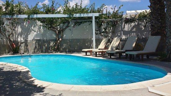 Alesahne Beach Hotel: La piscine de derrière