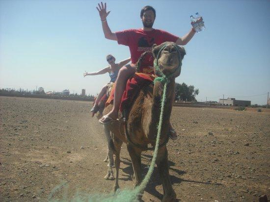 LABRANDA Aqua Fun Marrakech: Camel ride