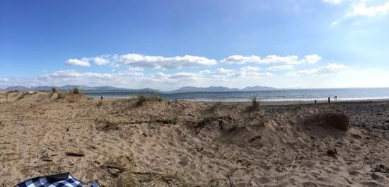 Newborough Warren & Ynys Llanddwyn: newborough beach