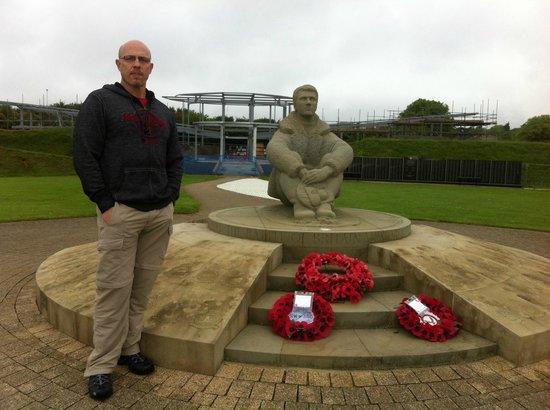 Battle of Britain Memorial: The cost,