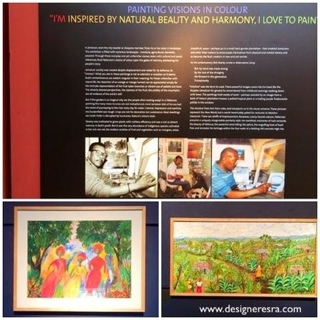Leighton House Museum and Art Gallery: Temporary Exhibit for Rudi Patterson