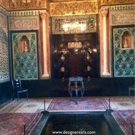 Leighton House Museum and Art Gallery: Arabic Hall