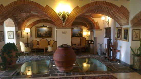 Hotel Mulino di Firenze: Eingangsbereich