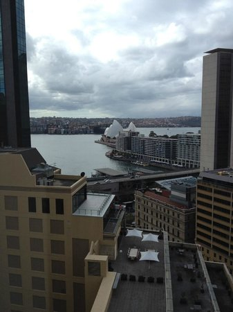 Sydney Harbour Marriott Hotel at Circular Quay: opera view room