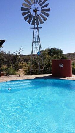 Canyon Roadhouse : Swimming pool
