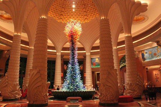 Atlantis, The Palm: Foyer