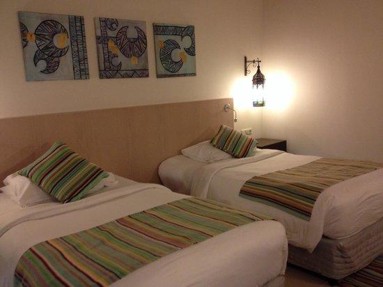 Hilton Marsa Alam Nubian Resort: Camera