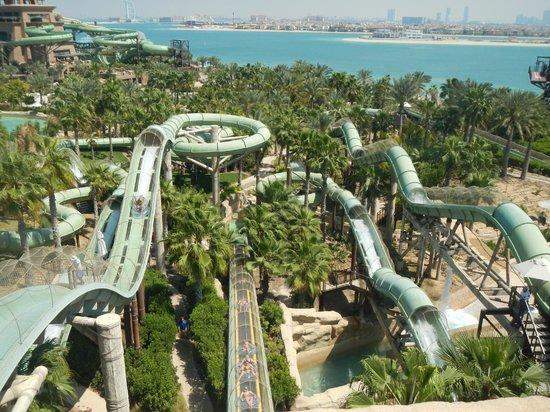 Atlantis, The Palm: Aqua adventure park