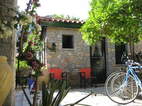 Pension Marianna : de terrasse en terrasse