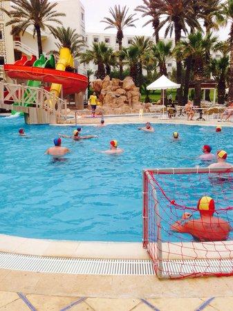 Hotel Marhaba: Lovely facilities and activities :)