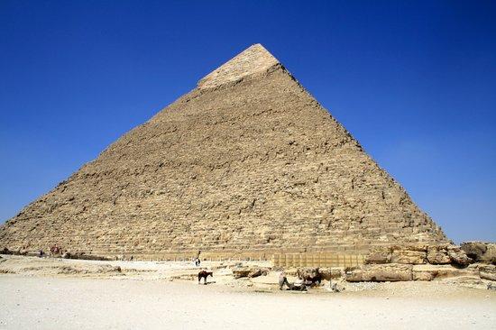 Pyramide de Khéops : pirámide de Keops