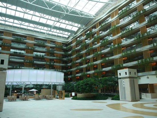 Haevichi Hotel & Resort Jeju: Lobby