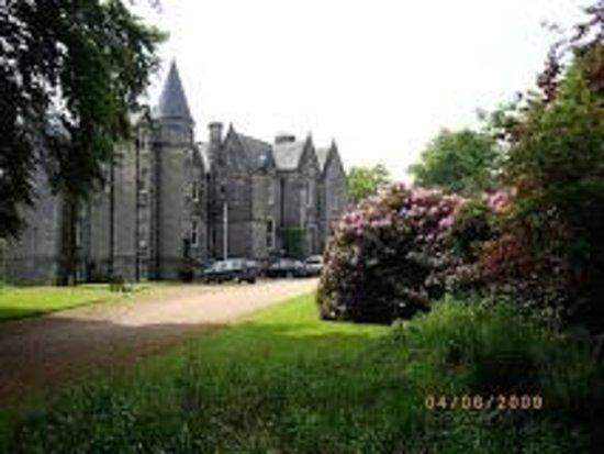Stravithie Castle: Stravithie