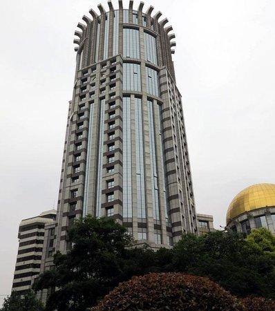 Central Hotel Shanghai: Так выглядит гостиница