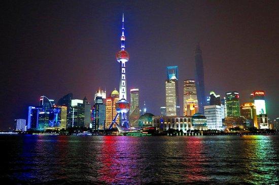 Central Hotel Shanghai: На набережной Bund