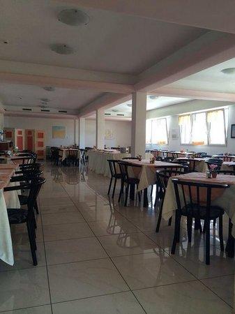 Hotel Riposo: sala da pranzo