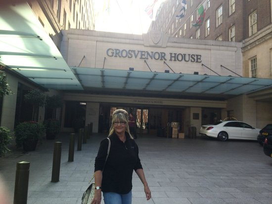 Grosvenor House, A JW Marriott Hotel: Fabulous