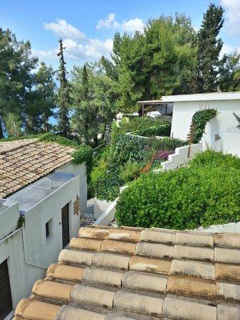 Sunshine Corfu Hotel & Spa : view from room