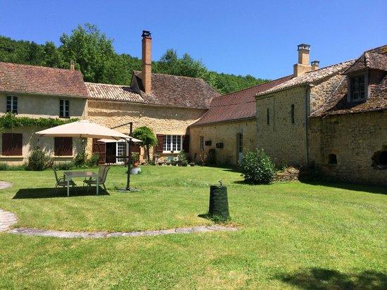 Chambre d'Hôtes & Gîte Moulin de Fontalbe : Moulin de Fontable