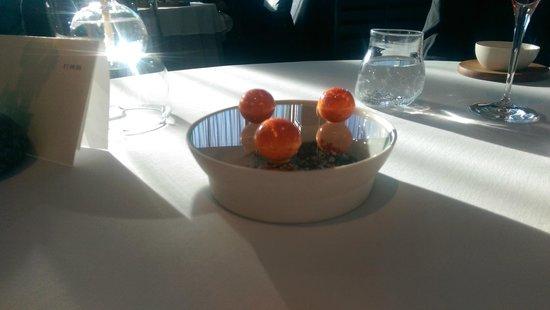 Geranium : Carrots