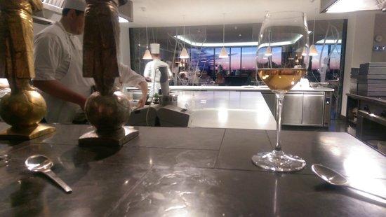 Geranium : Kitchen dining