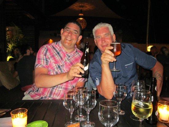 Kosy Bar: Drinkie poos