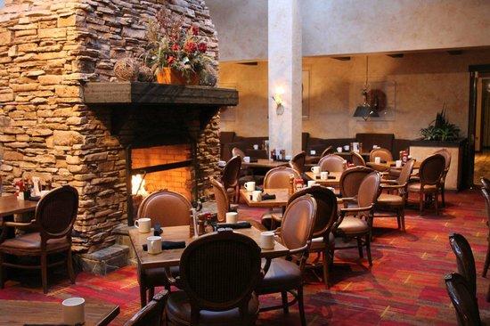 Tenaya Lodge at Yosemite: Dining and breakfast room