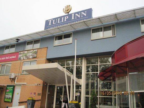 Tulip Inn Amsterdam Riverside: hotel view 1