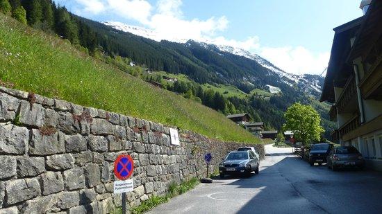 Gasthof Thanner: Blick zur Nordseite