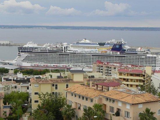GPRO Valparaiso Palace & SPA: Hafen 2