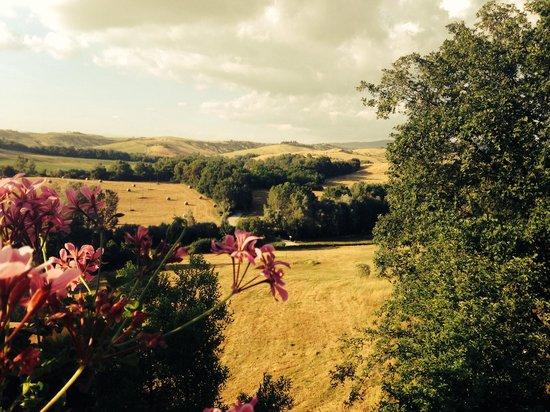 Agriturismo Paradiso: Il panorama