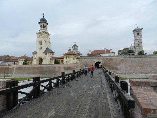 Citadel of Alba Iulia: Vue generale