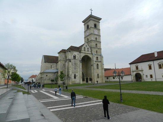 Citadel of Alba Iulia: La cathedrale Catholique