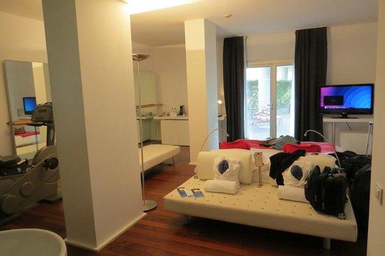 Radisson Blu es. Hotel, Roma: Bedroom