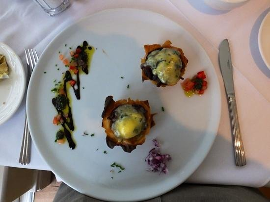 Heaton's Guesthouse: delicious