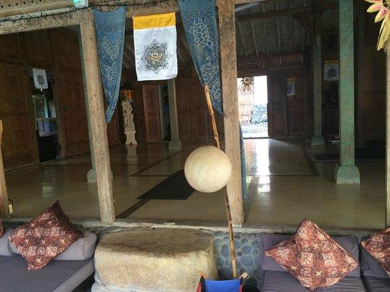 Kura Kura Yoga Retreat: Yoga Space