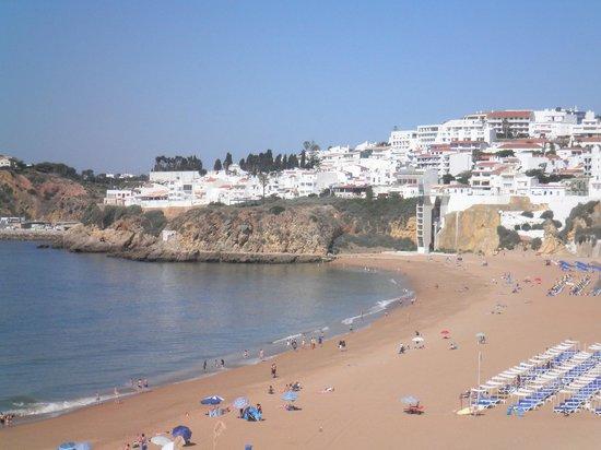 INATEL Albufeira: ALBUFEIRA  la plage