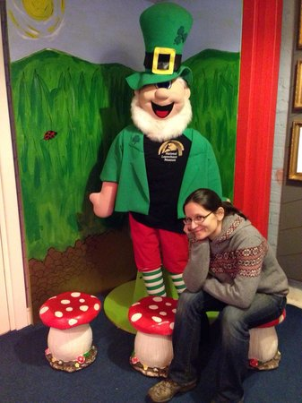 National Leprechaun Museum: Just...not what I'd expected.