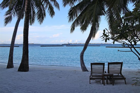 Kurumba Maldives: The view from the bungalow
