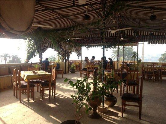 Nile Valley Hotel Restaurant: breakfast