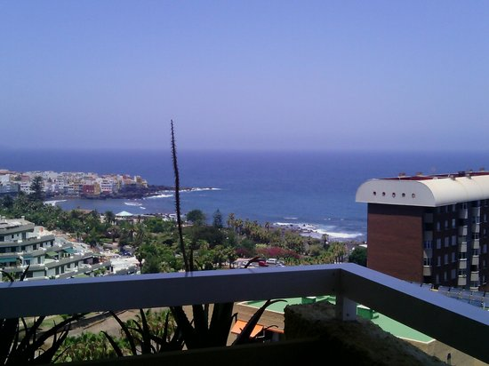 Be Live Adults Only Tenerife: vista desde la terraza