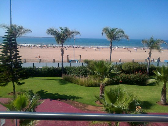 Avanti Mohammedia Hotel: vue de la chambre
