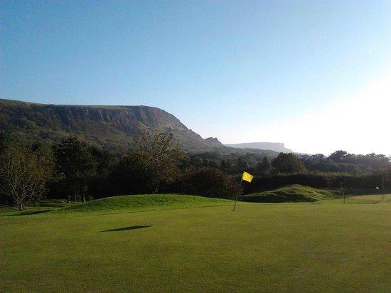 Golf Course @ Benone Tourist Complex