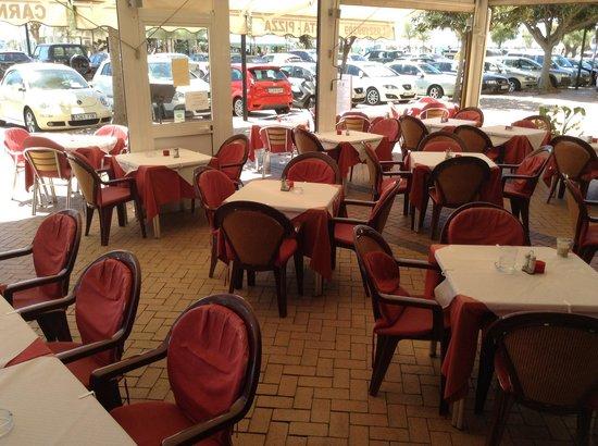 Restaurante Dominique's Fuengirola: The terrace